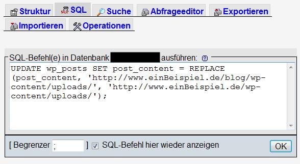 Tsql Update Replace