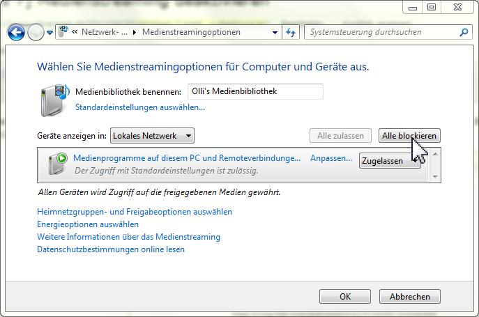 ausschalten des computers windows 10