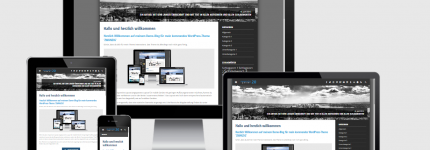 WordPress-Theme 'ZWANZIG'