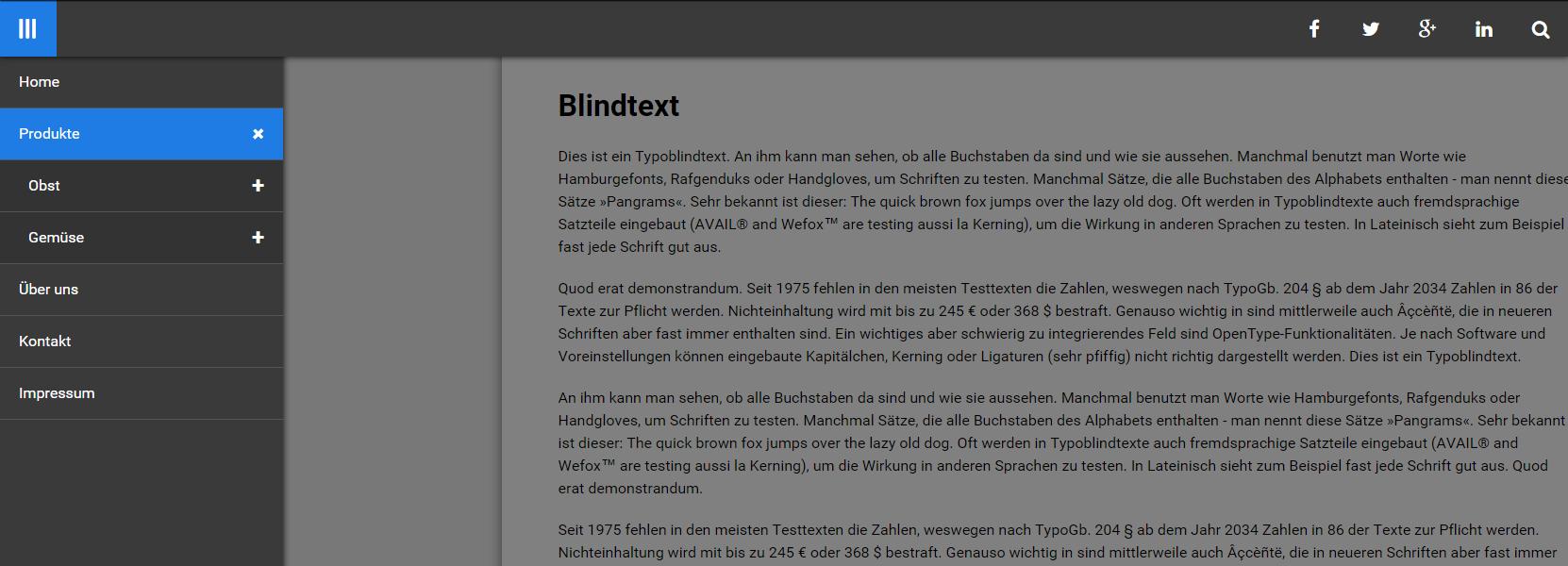CSS] Ein Dropdown-Mega-Menü erstellen – olivergast.de
